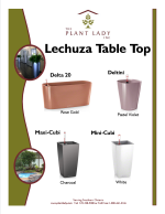 Lechuza Table Top