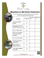 Questions To Ask A Contactor